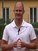 Florian Meier, Founder & Head Coach at OnlineTennisInstruction.com